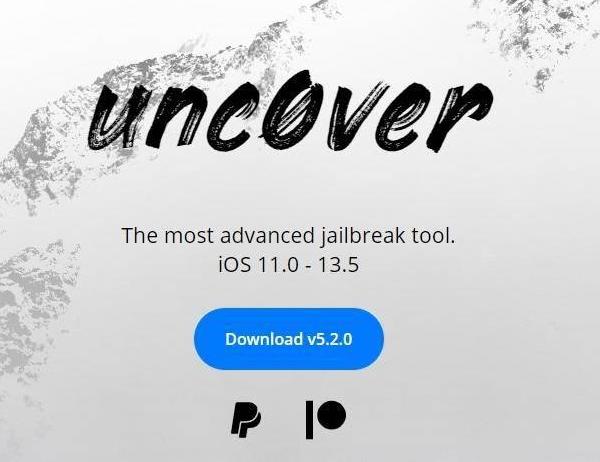Unc0ver 5.2.1更新发布:如何下载unc0ver 越狱工具?暂不支持iOS 14越狱