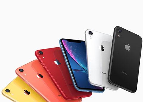 传今年iPhone XR会替换掉蓝色和珊瑚色