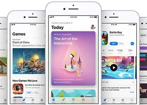 苹果:App Store上线后,开发者已经赚了1200亿美元