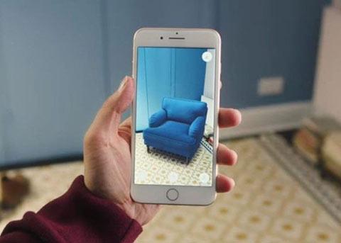 ARKit 2.0:两部iPhone可看到同样的虚拟物品