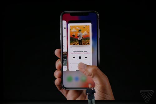 iPhone X全面屏?iPhone X屏占比极高?