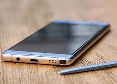 三星计划下半年发布Galaxy Note 8