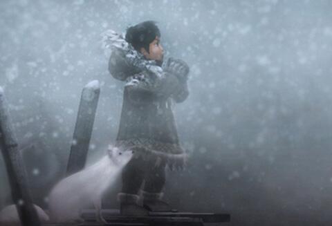北极圈的传说,《永不孤单》移植在即