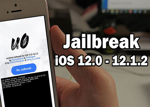 iOS12越狱工具unc0ver发布:支持越狱iOS12.0-12.1.2