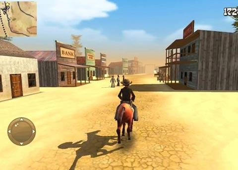 西部沙盒游戏《火枪与马刺》确定3月25日上架