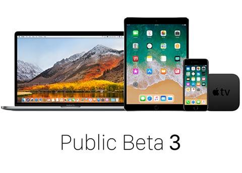 iOS11 Public Beta 3发布带来新变化 如何升级iOS11公测版?
