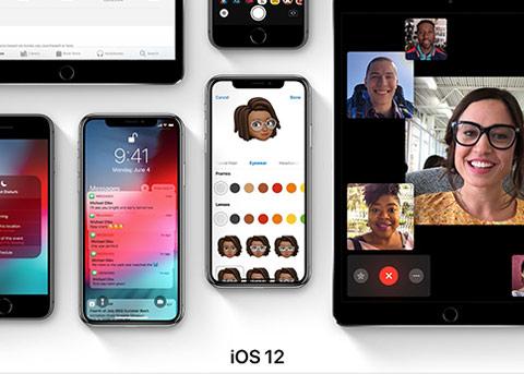 iOS12 beta2更新优化功能 iOS12描述文件下载