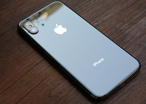 iPhone X拍照惊现紫色斑点:竟要换摄像头
