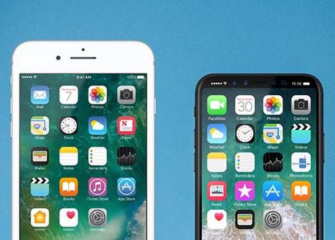 爆料大神称:iPhone8大规模量产已经开始