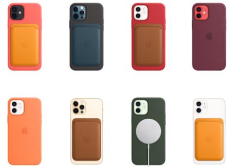 适用于iPhone 12系列的MagSafe磁吸配件已上架苹果官网