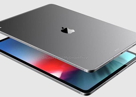 iOS12.1透露下个月将发布新款iPad Pro
