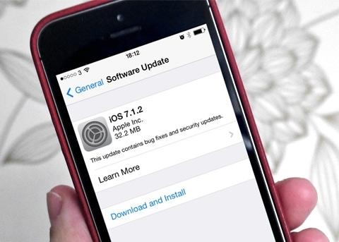iPhone/iPad 固件更新:OTA自动升级方法