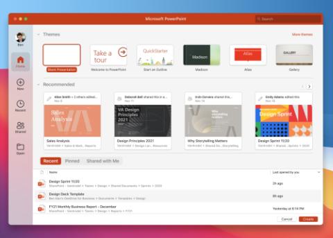微软发布Office for Mac更新:原生支持M1 全新界面设计