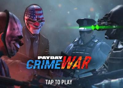 警匪对战《收获日:犯罪战争》将在年内上架