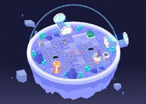 模拟经营游戏《宇宙特快》3月16日登陆双平台!