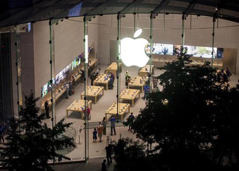传苹果正开发人工智能专用芯片 想赶超亚马逊和谷歌