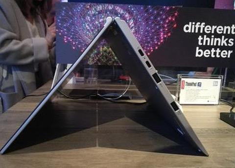 CES 2017:ThinkPad革新家族齐登场