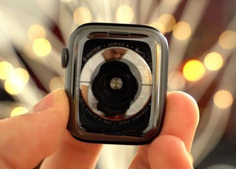 Apple Watch未来可能增加独特的生物识别方式
