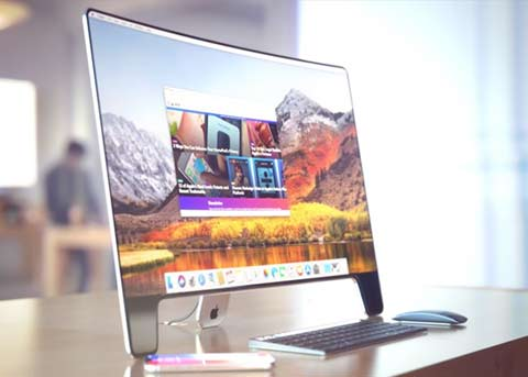 传苹果正在测试带有Face ID的触摸屏Mac