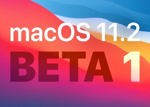 macOS Big Sur 11.2 首个测试版发布!
