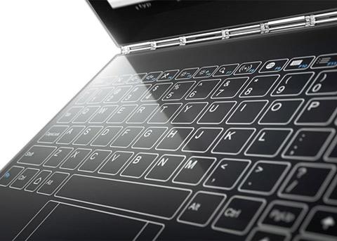 苹果未放弃打造MacBook虚拟键盘的想法