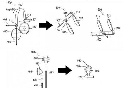 苹果新专利:双模式AirPods耳机,可变成扬声器