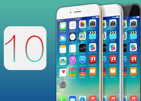 全新iOS10:更智能更安全