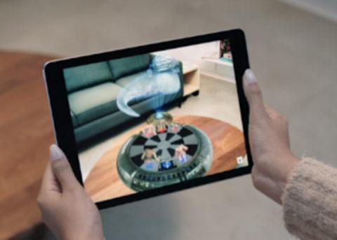 彭博社:苹果ARKit将推动AR产业发展