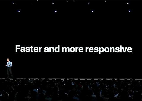 老设备的福音:iOS12流畅度大幅提升