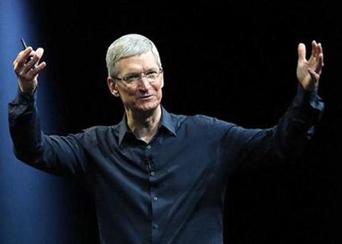 库克 :iPhone换电池这事不会影响到手机更新率
