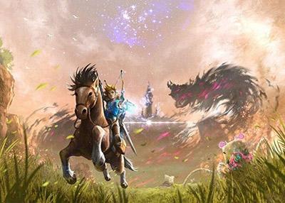 任天堂将推出新手游 竟然是《塞尔达传说》?!
