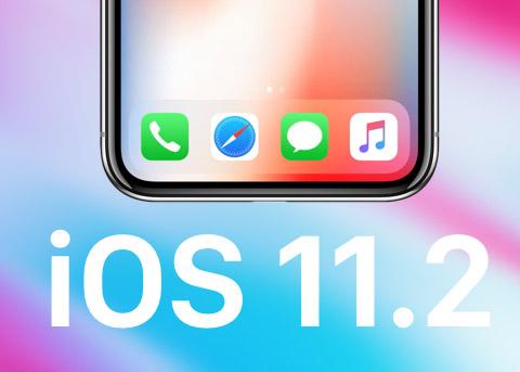iOS11.2 beta5更新修复问题 iOS11.2正式版还会远吗?