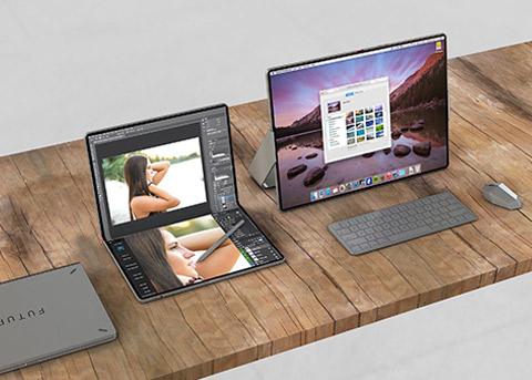 传苹果正在开发折叠屏 iPad,支持 5G 网络