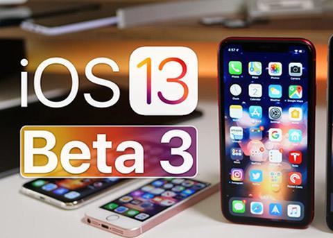 iOS13 beta3新变化汇总 暂时不支持iPhone7/7 Plus