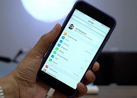 震惊!iOS10.2竟然出现这个设置!