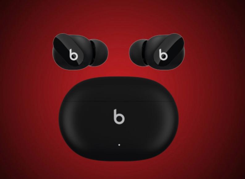 外媒曝光Beats Studio Buds真无线耳机的首张实物谍照