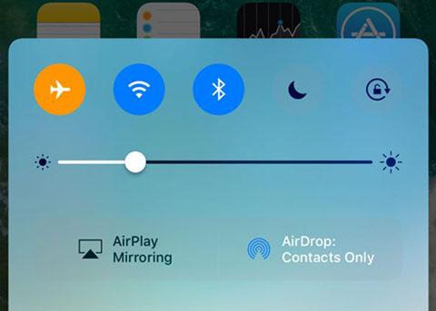 iOS10插件推荐:可更改控制中心的背景