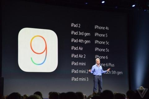 iOS9什么时候可以更新?iOS9什么时候发布?