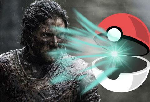《精灵宝可梦GO》团队计划开发《权力的游戏》AR手游