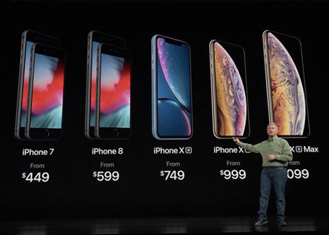 高盛:iPhone在中国的销量可能会受到重创