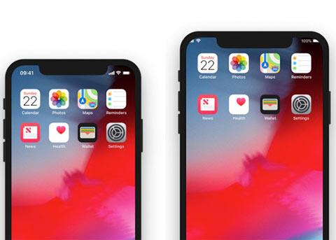 6.5英寸iPhone X Plus将支持iPad横屏模式