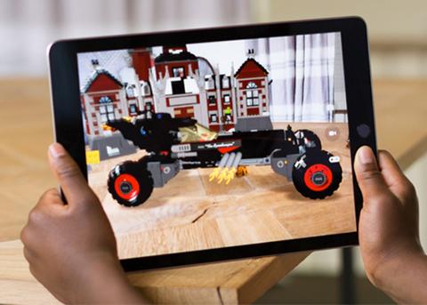 ARKit上手视频:原来苹果的增强现实是这样子