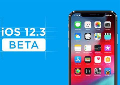 iOS12.3 Beta3发布:后台上滑清除程序动画回归!