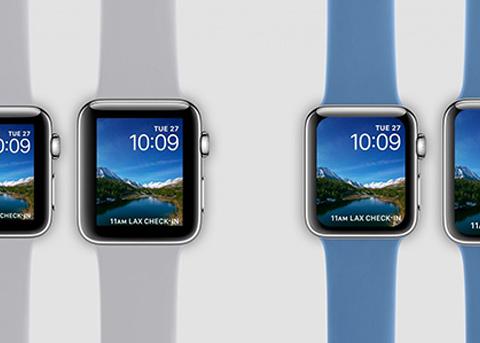 这下稳了:苹果已经注册6款新Apple Watch