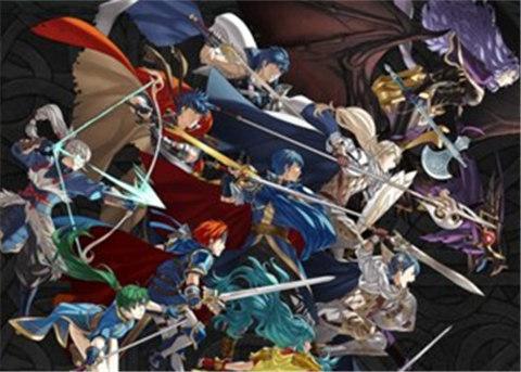 任天堂IP手游第三弹《火焰之纹章 英雄》2月上架
