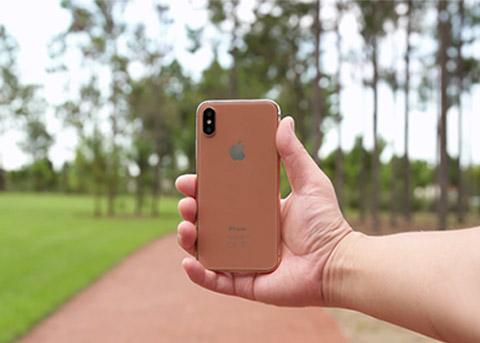 iPhone8有什么新颜色?iPhone8或新增腮红金配色