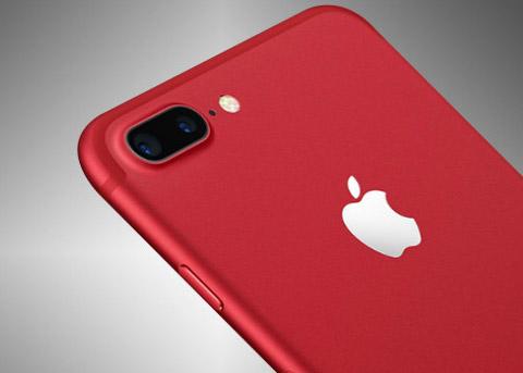 外媒:红色限量版iPhone8/8 Plus或今天发布