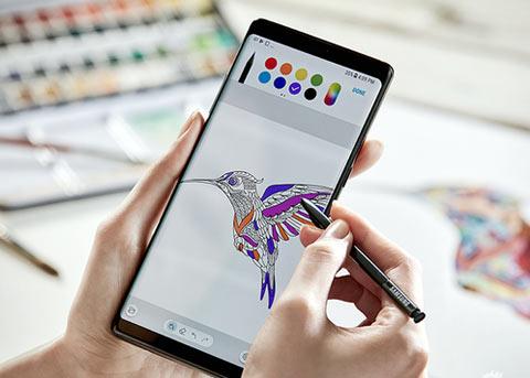 三星Note 8正式发布:这8种新功能iPhone一个也没有