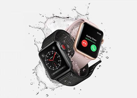 2018年Q3可穿戴设备数据:苹果排名第二