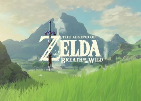 冲着满分神作《塞尔达传说:荒野之息》,也要买台 Nintendo Switch